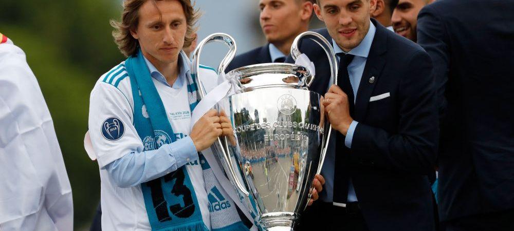 COSMAR pentru Real Madrid! Un jucator REFUZA sa mai vina la antrenamente si vrea sa plece