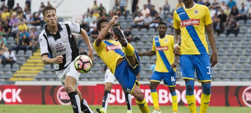 Fundasul luat de Becali la FCSB a fost coleg cu Neymar la Santos! Are si 6 meciuri in Europa League
