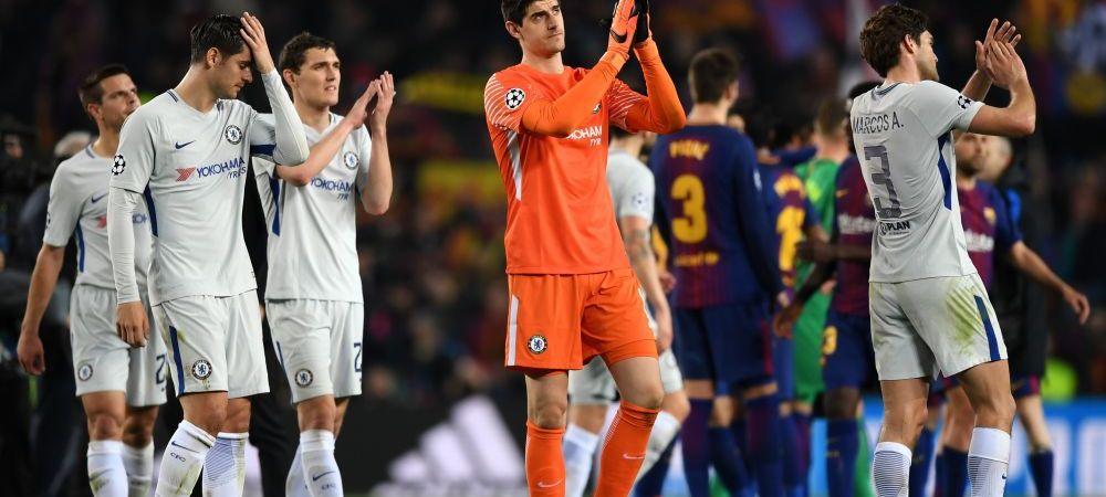 A lipsit pentru a doua zi consecutiv de la antrenamentele lui Chelsea! Vrea sa plece de la echipa din motive personale si a discutat cu Sarri