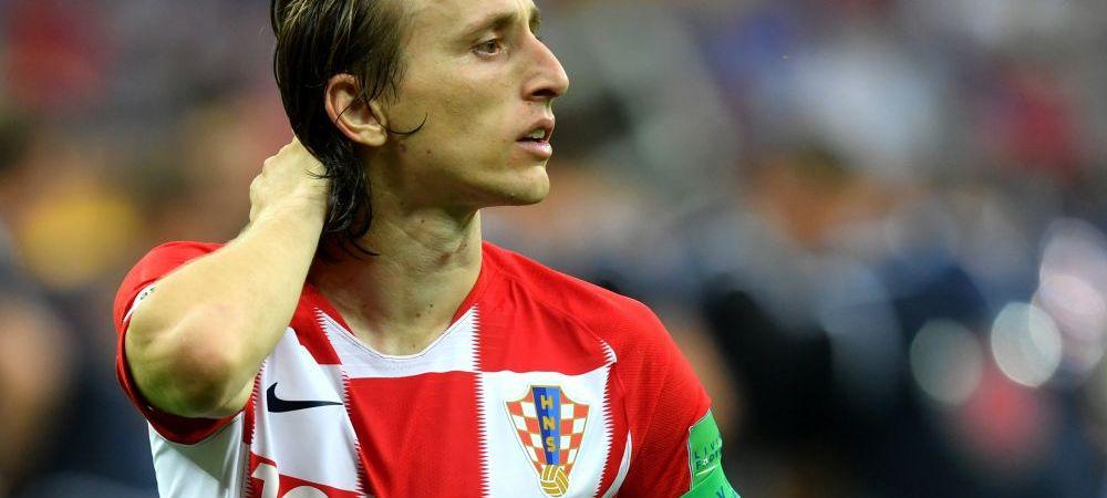 Mesajul de ULTIMA ORA al celor de la Real! Cum a fost surprins Modric cand se vorbeste despre transferul sau la Inter | FOTO