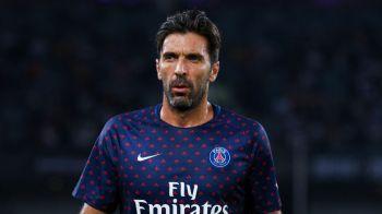 """Buffon, lasat MASCA de Mbappe dupa transferul la PSG: """"Va marca istoria fotbalului! Are ceva in plus fata de ceilalti!"""""""