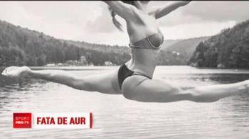Imagini care-ti taie rasuflarea! Cum a sarbatorit Sandra Izbasa sase ani de la aurul olimpic de la Londra | VIDEO