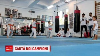Bogdan Stoica revine in ring in gala in care se bate Ghita, la PRO TV, pe 15 septembrie | Si-a deschis sala de kickboxing cu fratele lui