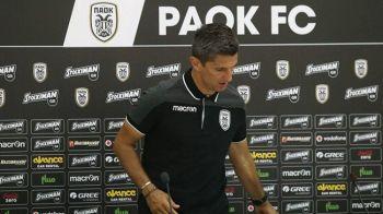 "PAOK - SPARTAK MOSCOVA, 20:00 LA PRO X | Lucescu, pus in dificultate dupa dubla cu Basel: ""Mi-a fost greu sa gasesc un echilibru!"" Ce va decide calificarea in play-off"