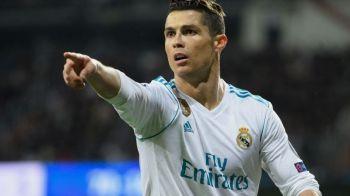"""Cristiano Ronaldo ar putea reveni pe """"Bernabeu"""" in 2019! Scenariul prezentat de Marca"""