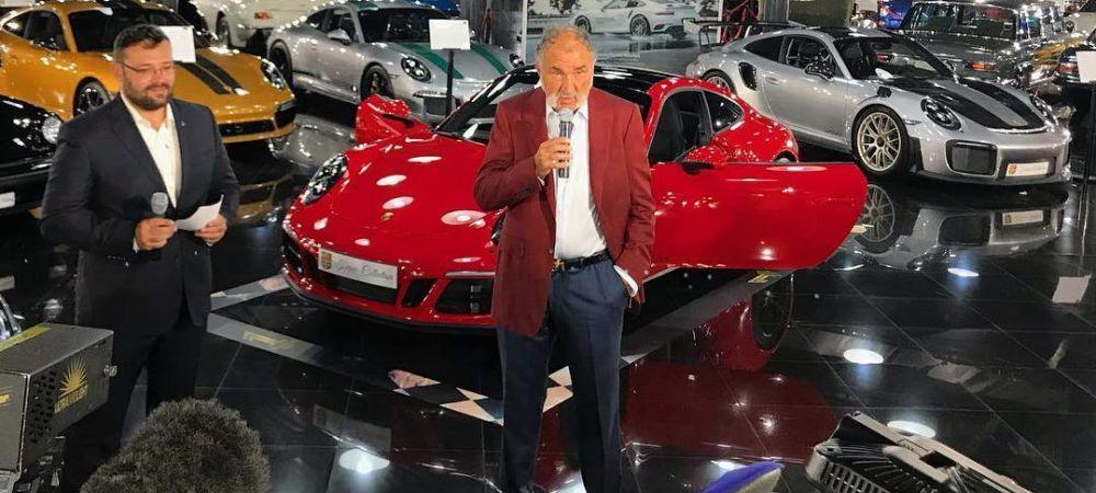 Simona Halep i-a dat masina lui Tiriac! Ce BOLID a adaugat miliardarul in colectia sa. FOTO
