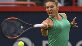 HALEP - PAVLYUCHENKOVA 7-6 4-6 7-5   Simona merge in optimi la Rogers Cup dupa un meci dificil!