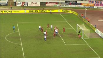 HAJDUK - FCSB 0-0 | Balgradean a salvat egalul in prelungiri, Morutan a incercat o noua MAGIE la ultima faza! Returul este joia viitoare la PRO TV