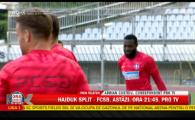 HAJDUK - FCSB, 21:45, PRO TV // ANALIZA: De ce sa se teama stelistii si care sunt atuurile in fata croatilor