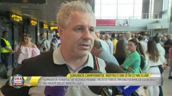 """Sumudica: """"Campionatul romanesc este PENIBIL!"""" De ce a inceput sa tina cu Dinamo"""