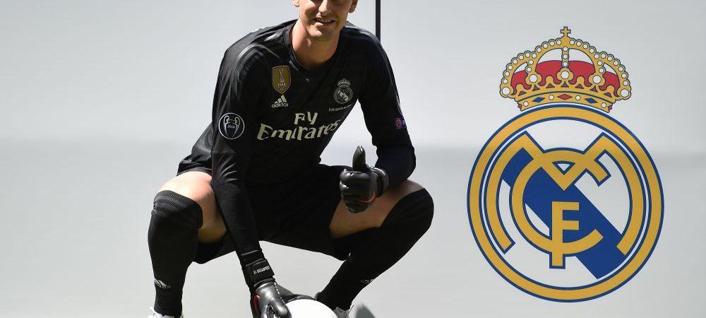 """""""Sa vina si el, ar fi FANTASTIC!"""" Courtois a anuntat transferul GALACTIC la care viseaza! Ce jucator de milioane poate ajunge la Real"""