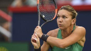 """Sunt putin moarta!"" Reactia Simonei dupa meciul greu cu Pavlyuchenkova |Halep a invins-o si pe Williams!"