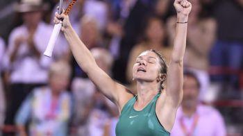 SIMONA HALEP ia avans in fata Carolinei Wozniacki dupa eliminarea danezei! Clasamentul WTA, DOMINAT de romanca!