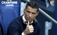 "Cristiano Ronaldo, ""IERTAT"" de o parte din amenda URIASA catre statul spaniol! Cate milioane pastreaza"