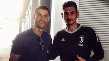 """Ce i-a spus Ronaldo lui Branescu atunci cand a auzit ca este din Romania: """"E un baiat umil, prietenos!"""""""