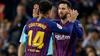 Barcelona l-a facut pe Coutinho portughez, ca sa poata evolua ca jucator comunitar! Cum a fost posibil