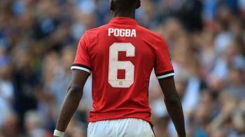 Si-a anuntat plecarea de la United? Declaratie BIZARA a lui Pogba dupa ce a marcat primul gol al sezonului in Premier League