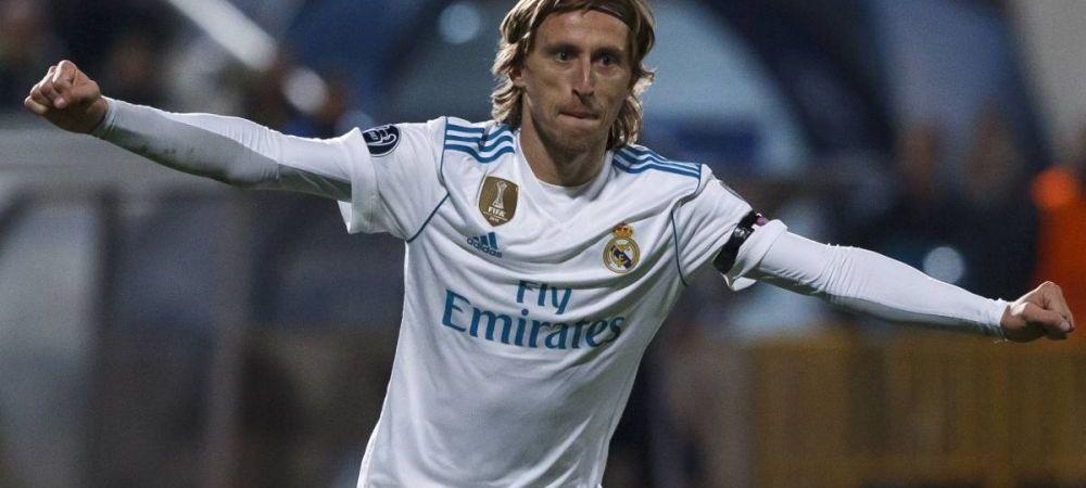 RASTURNARE de situatie in cazul lui Modric! Anuntul facut azi de spanioli! Real Madrid a luat decizia finala