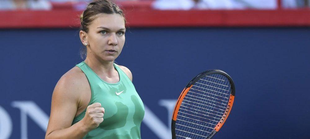 SIMONA HALEP - ASHLEIGH BARTY | Avans urias fata de Caroline Wozniacki in clasamentul WTA! Cat s-a distantat in urma Rogers Cup