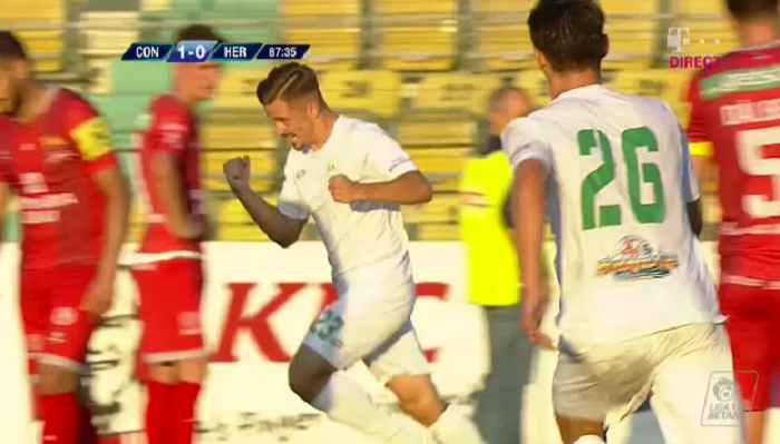 Chiajna 2-0 Hermannstadt! Prima victorie a ilfovenilor in acest sezon