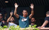 """Ronaldo, o palma pentru Real: """"La Juve e altceva, aici toata lumea e o mare familie!"""""""
