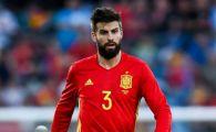 "BARCELONA - SEVILLA | Pique s-a RETRAS de la nationala la 31 de ani: ""L-am anuntat deja pe Luis Enrique!"""