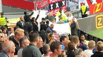 """Scene DRAMATICE la primul meci al sezonului pentru Ajax! Medicii l-au resuscitat la marginea terenului: """"Avea puls cand a iesit din stadion!"""""""