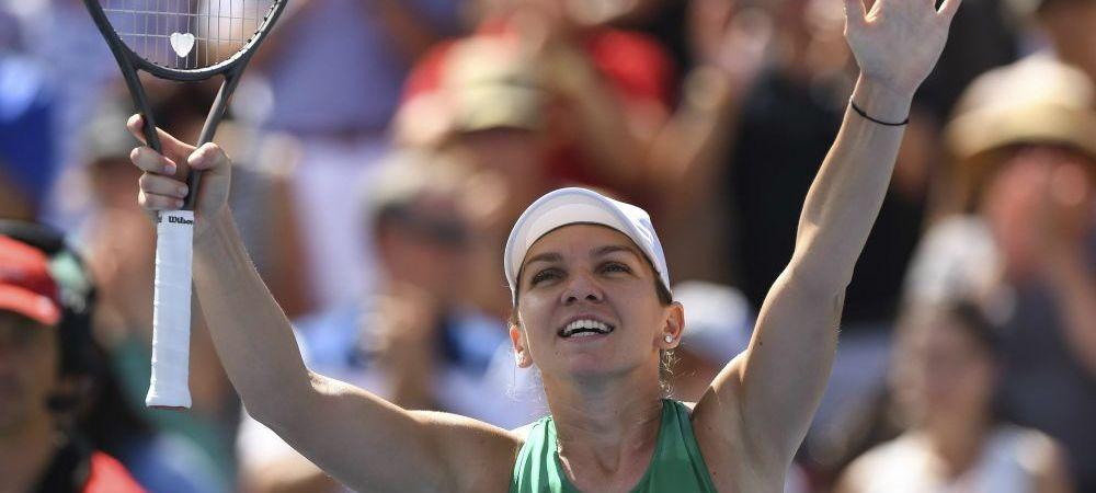SIMONA HALEP - SLOANE STEPHENS 7-6(6) 3-6; 6-4| ZEITA de la Montreal! Simona castiga batalia EPICA din finala Rogers Cup! VIDEO