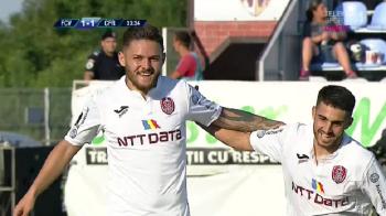 CFR Cluj, lider in Liga I: 2-1 cu Voluntari! Clujenii au fost condusi, Ionita si Tucudean au intors scorul
