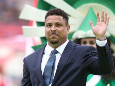 Prima reactie a brazilianului Ronaldo, dupa ce a fost internat de urgenta la spital! Care este starea lui