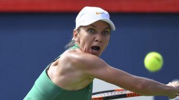 SIMONA HALEP - SLOANE STEPHENS   Reactii din toata lumea dupa victoria EPICA a Simonei la Rogers Cup