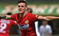 AS Roma si-a trimis oamenii la Bucuresti pentru a negocia transferul lui Man! Profit urias pentru FCSB: oferta de ultim moment a italienilor