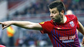"""De ce a facut Rusescu un joc slab la revenirea in Liga 1: """"Mintea nu poate colabora cu piciorul!""""   Gigi Becali are explicatia"""