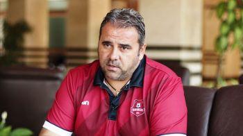 """INTERVIU / Pelici: """"Sunt cel mai bun antrenor dintre cantareti si cel mai bun cantaret dintre antrenori!"""""""