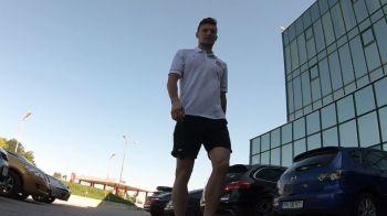 INTERVIU / Atacantul remarcat de Becali: orfan de tata la nici 2 ani, plecat in lume ca sa ajunga fotbalist la 12 ani