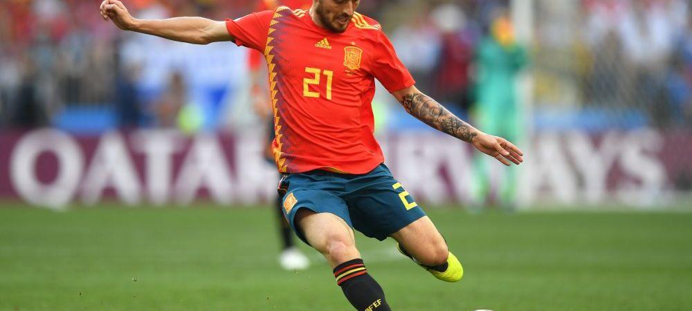 David Silva S-A RETRAS din nationala Spaniei! Explicatiile mijlocasului de 32 de ani