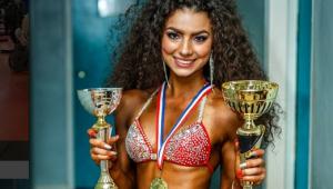 Miss Bikini Junior, noua senzație a fitness-ului mondial