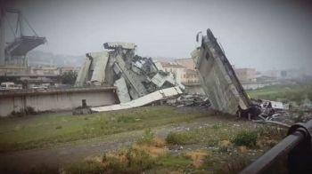 GENOVA | Piovaccari reactioneaza la tragedia din Italia! 11 oameni au murit in urma prabusirii unui pod!