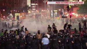 Concluziile preliminare ale procurorilor militari in cazul interventiei brutale din Piata Victoriei