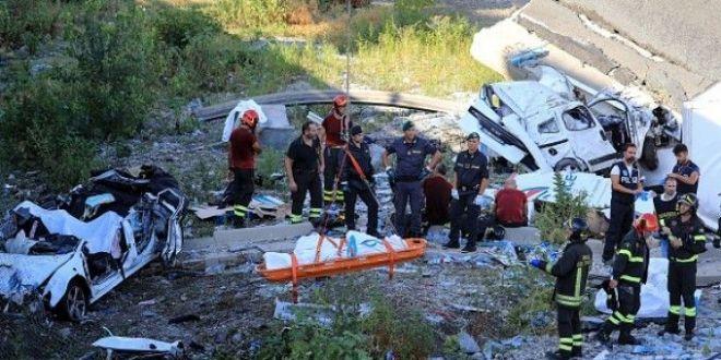 Rasturnare de situatie in cazul romanilor declarati morti in urma tragediei din Genova. Anuntul facut de MAE