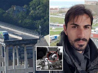 Cutremurator! Un jucator a cazut 30 de metri in gol de pe podul groazei, dar a supravietuit miraculos! Cum a scapat