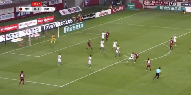 Iniesta a marcat inca un gol GENIAL in Japonia! Faza SENZATIONALA pentru magicianul venit de la Barca
