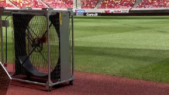 FCSB - HAJDUK | Vestea pe care o asteptau stelistii! Starea gazonului de pe National Arena, cu 24 de ore inainte de meci