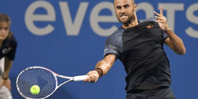 Marius Copil, eliminat in turul 2 la Cincinnati de Marin Cilic, locul 7 ATP