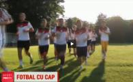 Steaua lui Lacatus, in fata unui nou examen! :) Se bate pentru promovare cu echipa cu cel mai mare IQ din fotbalul romanesc