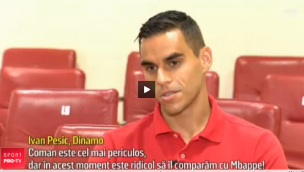"""Un jucator de la Dinamo e mare fan Hajduk Split: """"Sper sa o elimine pe FCSB!"""" Pe ce scor mizeaza"""