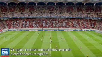 """Mare atentie! :) Galeria FCSB pregateste o coregrafie, la fix doi ani de la celebra """"Doar Dinamo Bucuresti"""""""