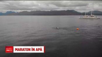 Record URIAS batut de un inotator englez! A stat in apa 74 de zile si a reusit ceva nemaipomenit | VIDEO