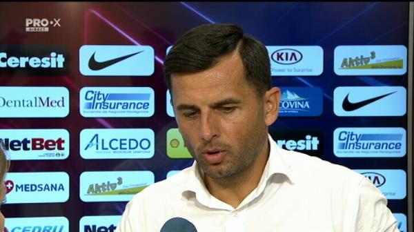 Reactia lui Dica dupa calificarea in playoff-ul Europa League