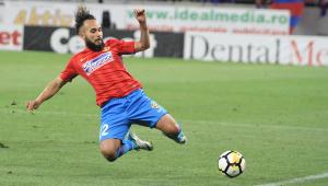FCSB - HAJDUK 2-1   Cum sarbatoresc stelistii calificarea in play-off! Ce spune omul pe care Becali il considera vinovat pentru golurile primite de FCSB